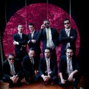 Los Elefantes, banda Concierto Radiónica 2017.
