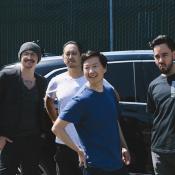 Este es el Carpool Karaoke de Linkin Park