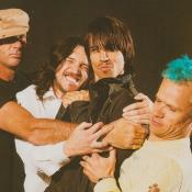 Red Hot Chili Peppers formación 2002.