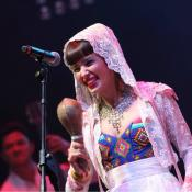 Madame Periné en el Concierto Radiónica 2013