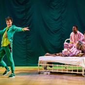 'Peter Pan' hecha por National Theatre Live.