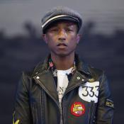 Pharrell Lanscilo Williams ya tiene 43 años. Foto de Getty Images.