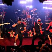Prophets of Rage en vivo