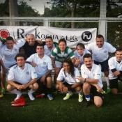 "En Medellín se juega ""La ROCKocha Lig"""