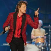 The Rolling Stones en vivo.