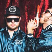Mike Kerr y Ben Thatcher son Royal Blood.