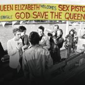 Sex Pistols en el barco Queen Elizabeth