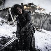 Jon Snow interpretado por Kit Harington.