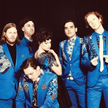 Arcade Fire. Foto tomada de Indiespot.es