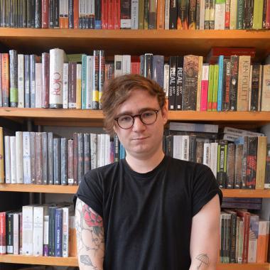 """""""No creo que la industria del libro esté en crisis"""": Ben Brooks"""