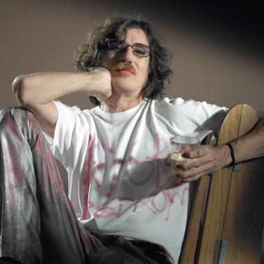 Charly García nació en Buenos Aires el 23 de octubre de 1951 y empezó en la música en 1967. Foto tomada de posta.com