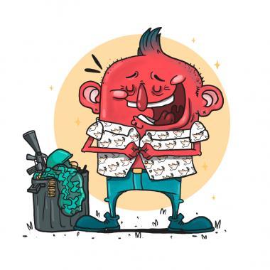 Ilustración de Guacala Colectivo Visual
