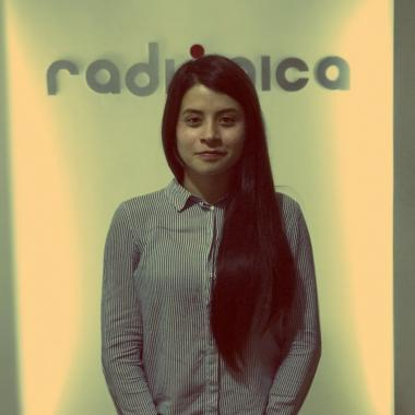 Ginna Alejandra Jiménez, creadora de Comproagro.