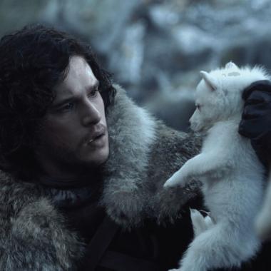 Jon Snow en Game Of Thrones.