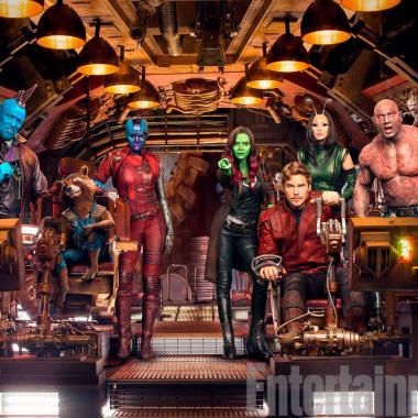 Guardianes de la Galaxia 2 sube el volumen y aún encanta