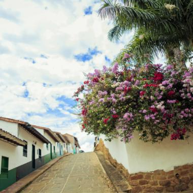 """Por algo le dicen a Barichara  """"el pueblo más lindo de Colombia"""""""