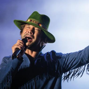 Jay Kay en vivo en 2013. Foto tomada de Getty Images.