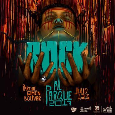 Rock al Parque 2017: cartel completo