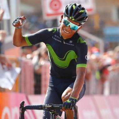 ¿Puede Nairo Quintana ganar el Giro?