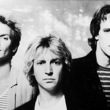 Cuando The Police se presentó por primera vez como trío