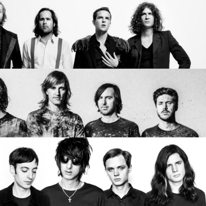The Killers, Cut Copy y The Horrors lanzan disco hoy.