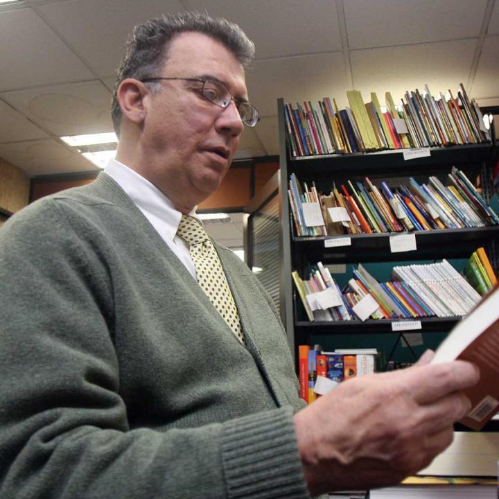 Darío Jaramillo Agudelo. Foto tomada de Colprensa.