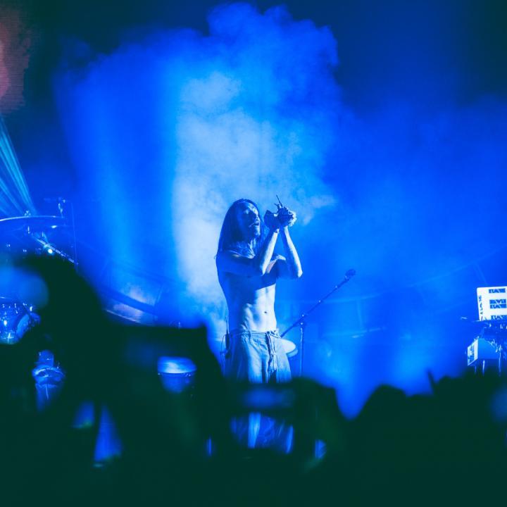 Incubus nació en 1991 y cuenta con 8 álbumes de larga duración. Foto de Andrés Alvarado (cortesía de Páramo Presenta).