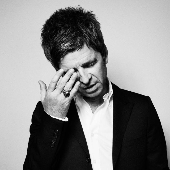 Noel Gallagher pasó por Colombia junto a su banda actual en marzo del 2016.