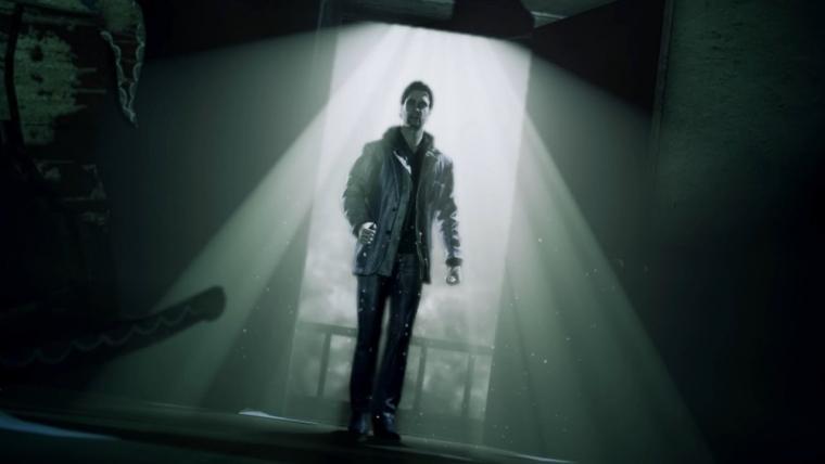 Alan Wake. Imagen tomada de www.youtube.com