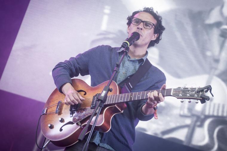 Andrés Correa. Foto tomada de clubsocialmusic.com
