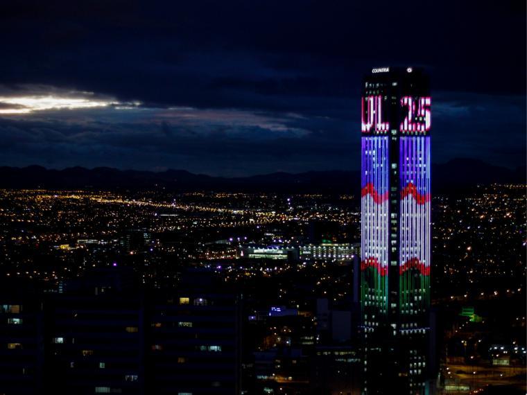Bogotá. Foto de Colprensa.