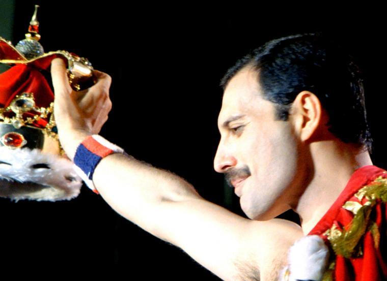 Foto Facebook: Freddie Mercury