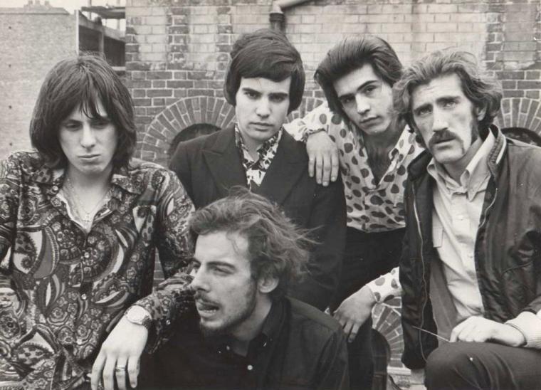 """Los Gatos"" Imagen tomada de The Sounds of Mind"