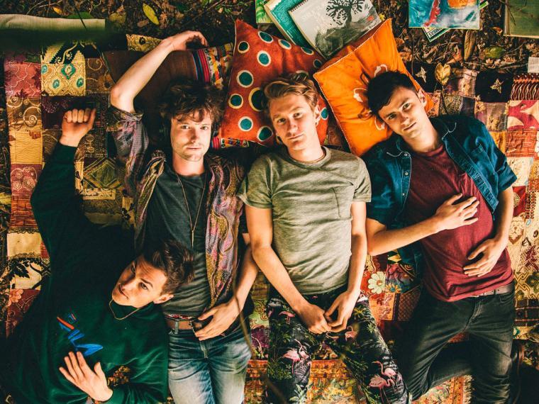 Glass Animals se presentará también el 22 de marzo en Armando Records.