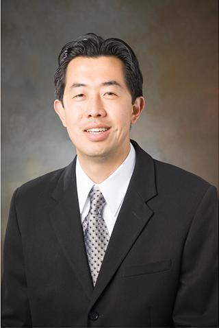 John Huang, MD, MBA, CPE Headshot