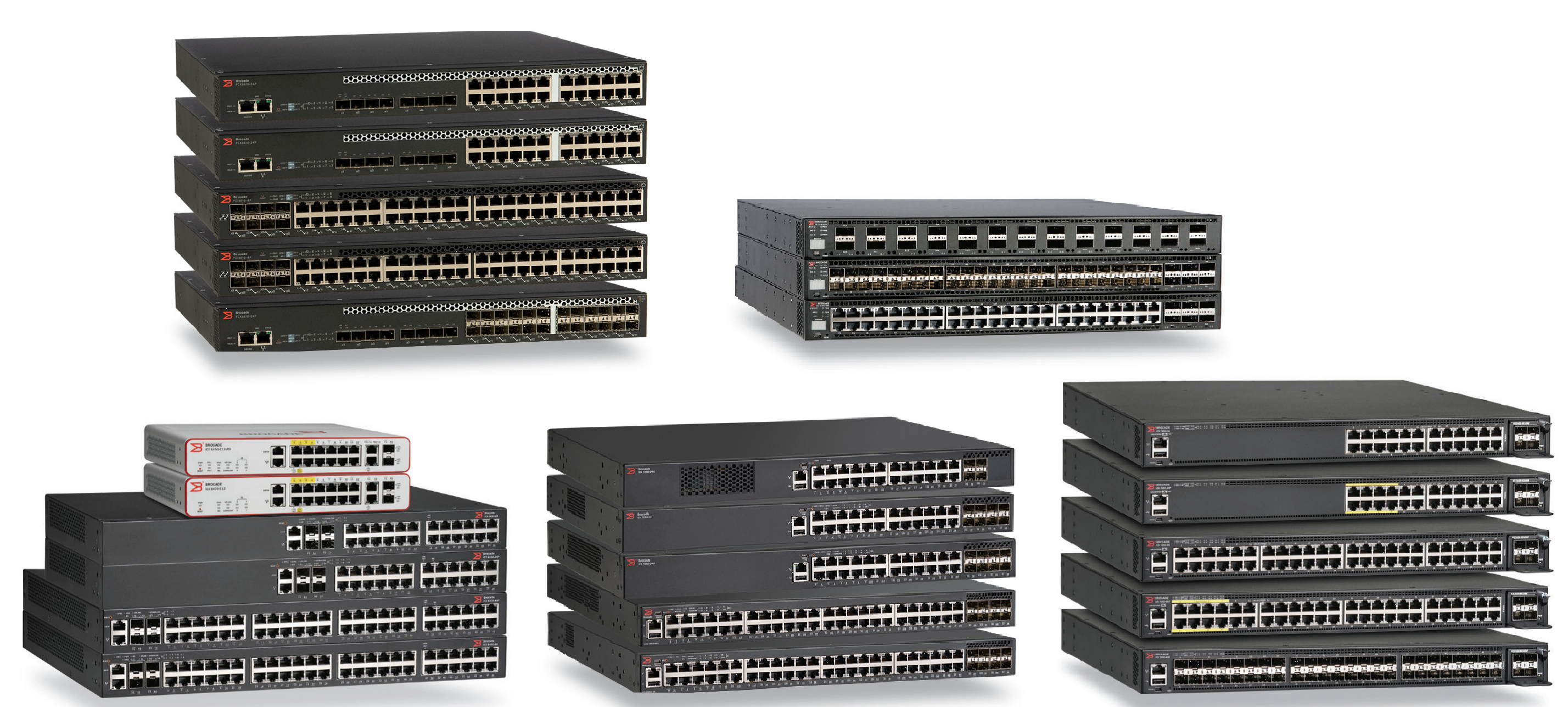 Brocade ICX Campus Switches