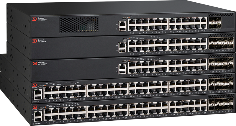 Ruckus ICX 7250 Campus Switches | Products | Ruckus Wireless