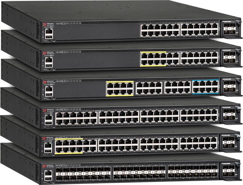 Ruckus ICX 7450 Campus Switches | Products | Ruckus Wireless Support