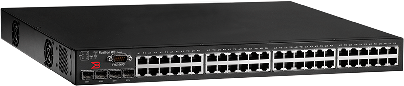 Brocade FastIron WS 648G Switch