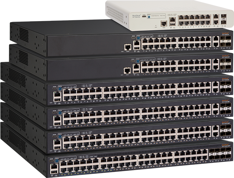 Ruckus ICX 7150 Campus Switches | Products | Ruckus Wireless