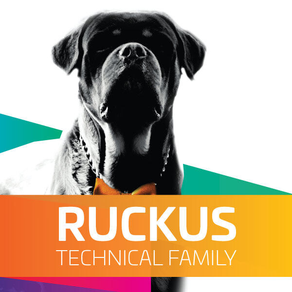 RUCKUS Technical Family