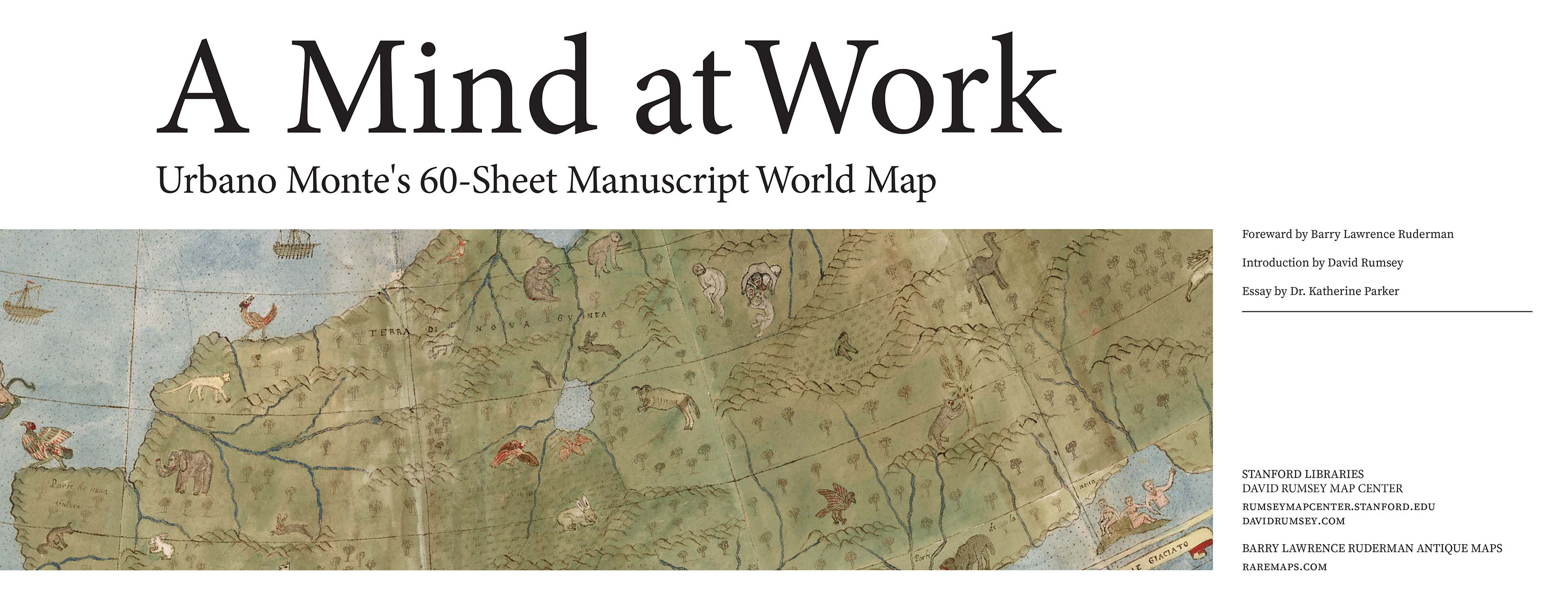 David rumsey historical map collection largest early world map read pdf a mind at work urbano montes 60 sheet manuscript world map forward by barry lawrence ruderman introduction by david rumsey gumiabroncs