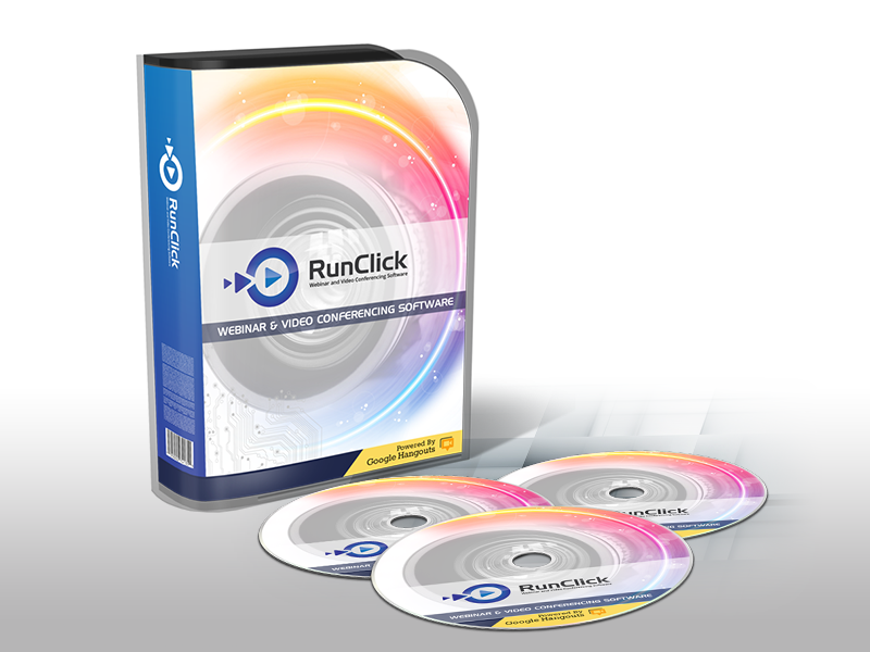 RunClick Webinar Software