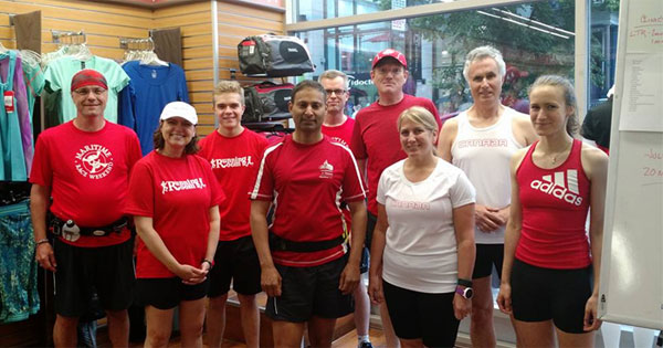 Get To Know Your Running Clubs Halifax Running Room
