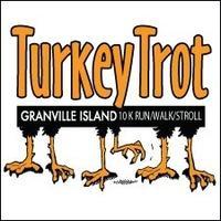 Granville Island Turkey Trot 10k