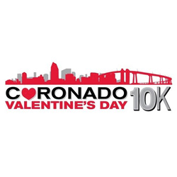 Coronado Valentines Day 10K