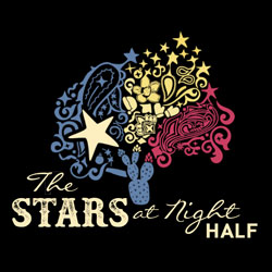Stars at Night Half