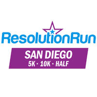 San Diego Resolution Run