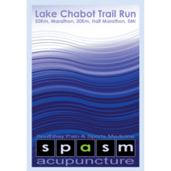 SPASM Lake Chabot Trail Run
