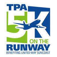 Tampa International Airport 5K Runway Run